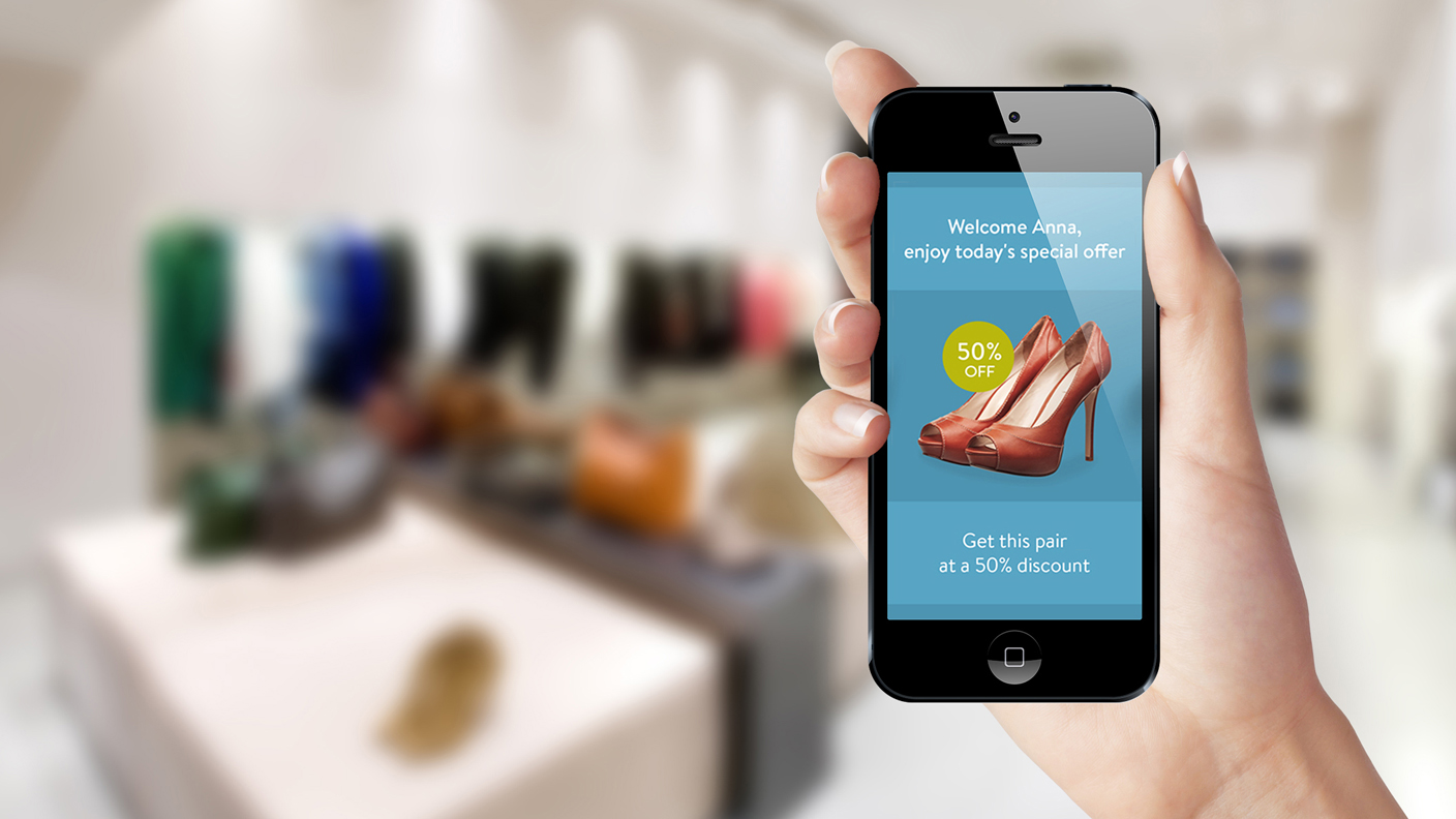 ibeacon notification